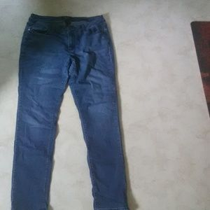 Earl skinny jeans size 14